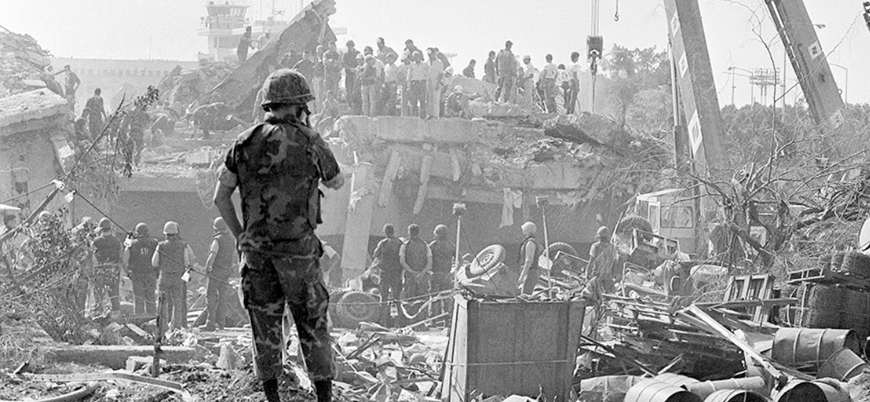 1983 Beyrut Kışla Bombalaması