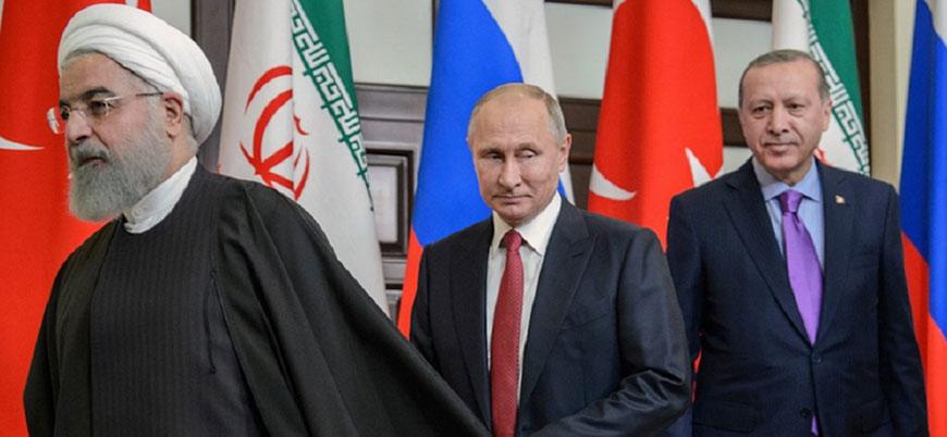 Türkiye ile Rusya'nın vardığı mutabakat için İran ne dedi?
