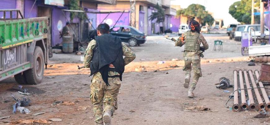 Barış Pınarı Harekatı | Operasyonda Suriye Milli Ordusu ne kadar kayıp verdi?