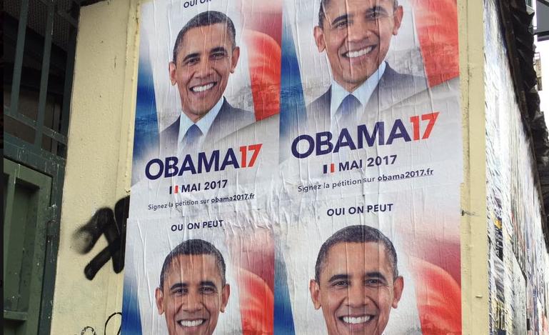 Fransızların istediği başkan: Obama