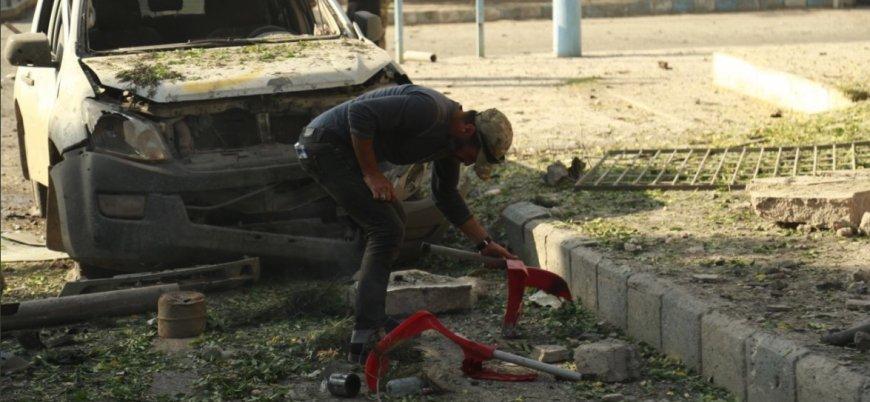 TSK'nın kontrolü sağladığı Tel Abyad'da patlama