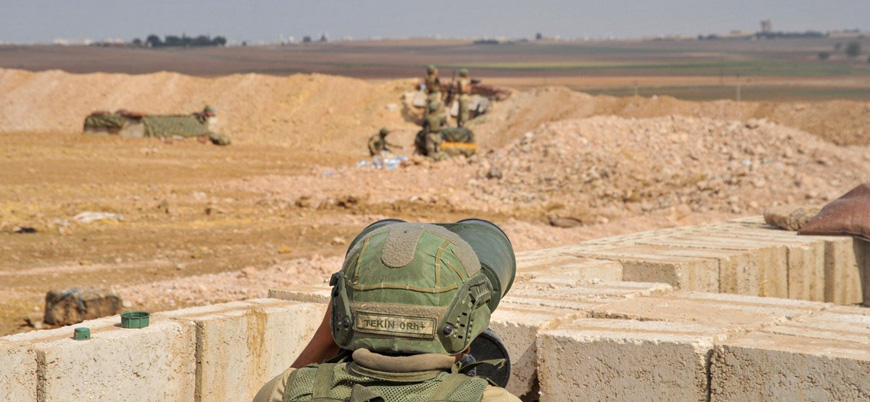 Alman Savunma Bakanı: Türkiye Suriye'nin bir kısmını ilhak etti