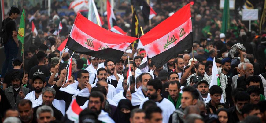 Irak'ta göstericiler yeniden sokağa çıkıyor