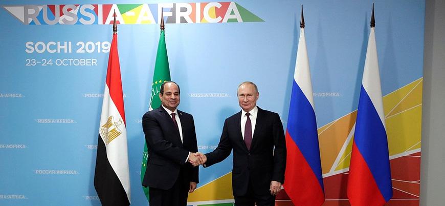 Rusya Afrika'daki nüfuzunu genişletme atağında