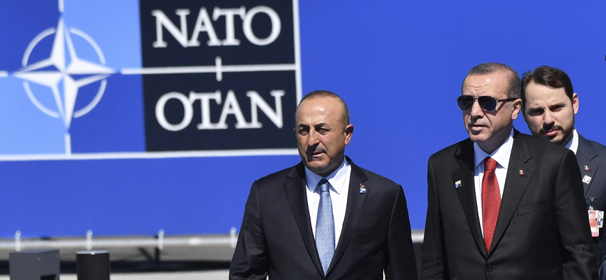 NATO Zirvesi'nin ana gündemi Barış Pınarı Harekatı