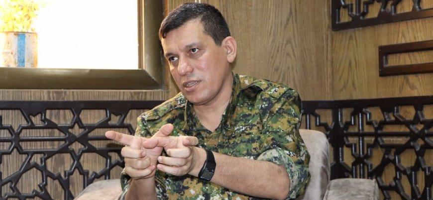 Mazlum Kobani: ABD'nin Suriye'deki varlığı devam edecek, Ruslarla müzakerelerimiz devam ediyor