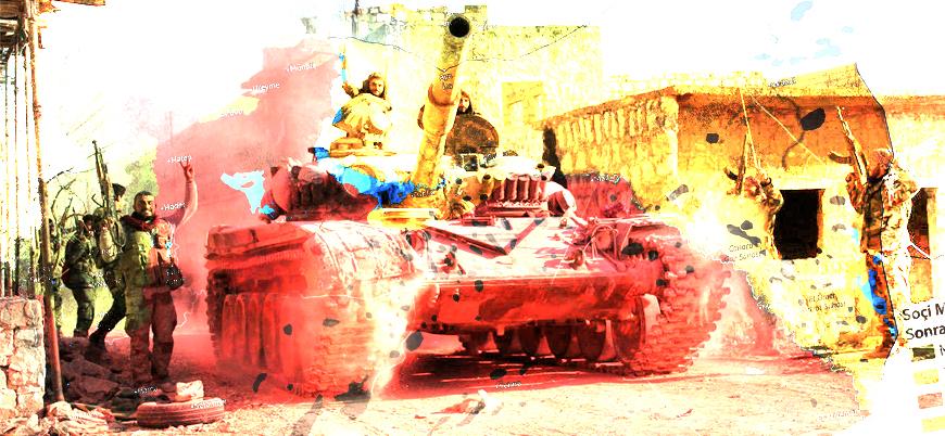 Soçi Mutabakatı ve ABD'nin petrol hamlesi sonrası Suriye'de son durum haritası
