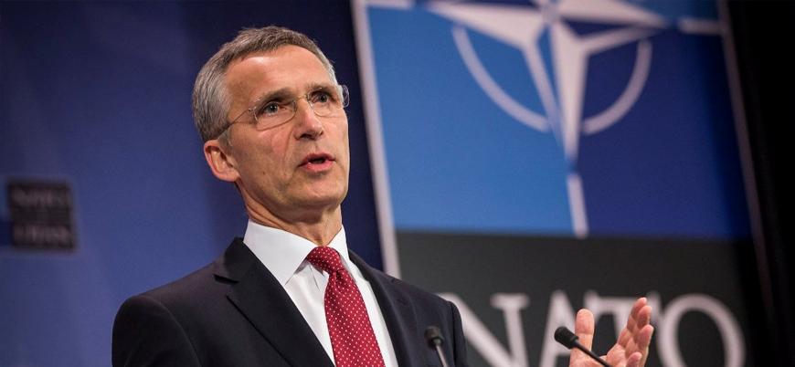 NATO: Rusya, Ukrayna sınırına askeri sevkiyatı sonlandırmalı