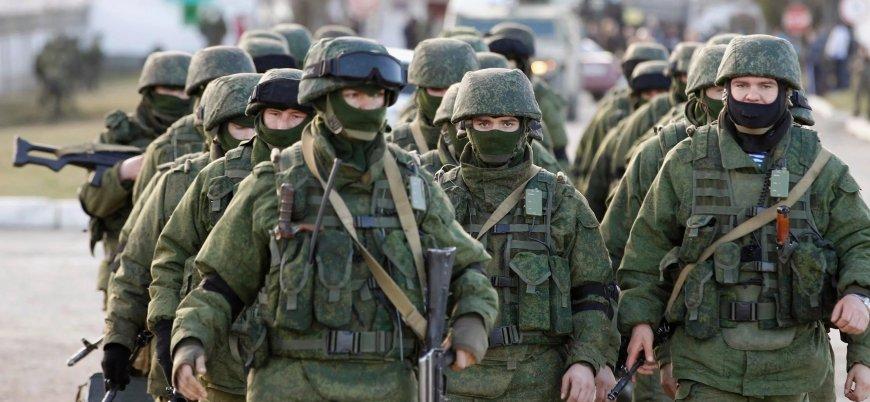 Rusya'da askeri üste 7 asker vurularak öldürüldü