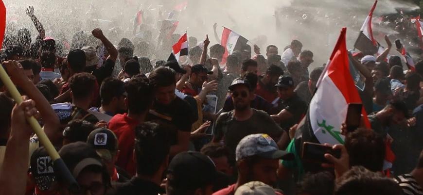 Irak'ta Şii milisler göstericilere ateş açtı: En az 30 ölü
