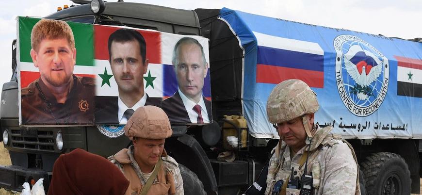 Rusya Suriye'ye 300 Çeçen asker gönderdi