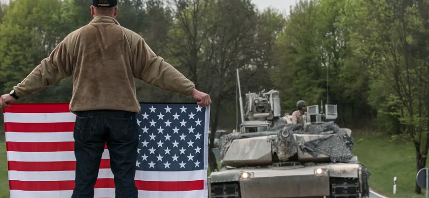 Alman vekillerden ABD birliklerinin Almanya'dan çekilmesi çağrısı