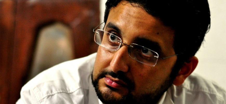 Müslüman Kardeşler Sözcüsü Cihad el Haddad işkence nedeniyle yürüme yeteneğini kaybetti