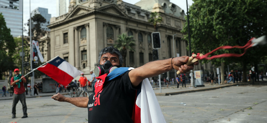 Güney Amerika ülkelerinde protestolar neden düzenleniyor?