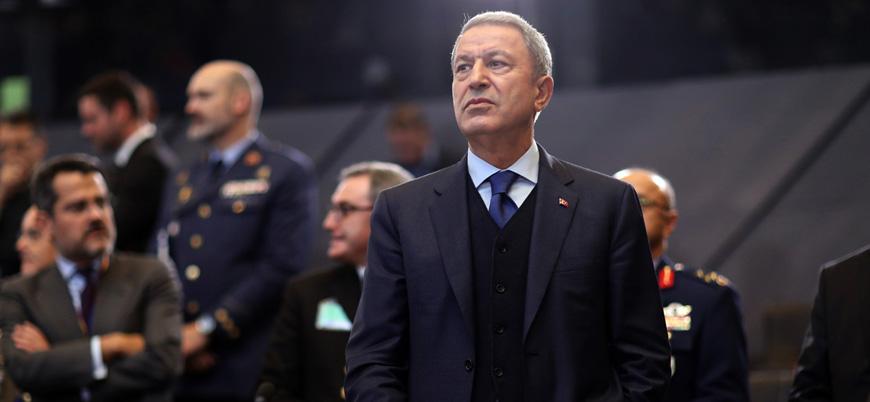 Savunma Bakanı Akar: Sadece ülkemizin değil NATO'nun sınırlarını da koruyoruz