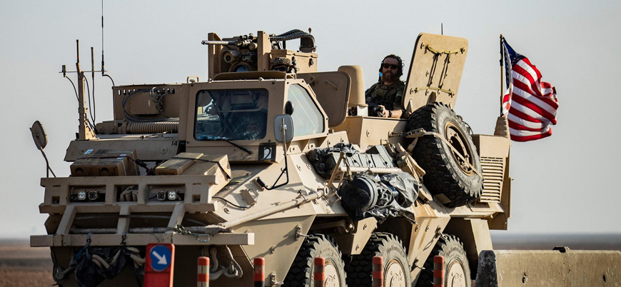 ABD Suriye'deki petrol sahalarına ilk askerleri gönderdi