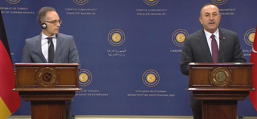 Çavuşoğlu: Almanya'dan müttefiklik hukukuna uygun davranmasını bekliyoruz