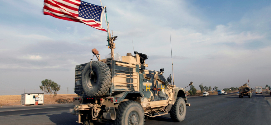 """""""ABD Suriye'de petrol kaçakçılarını koruyor"""""""