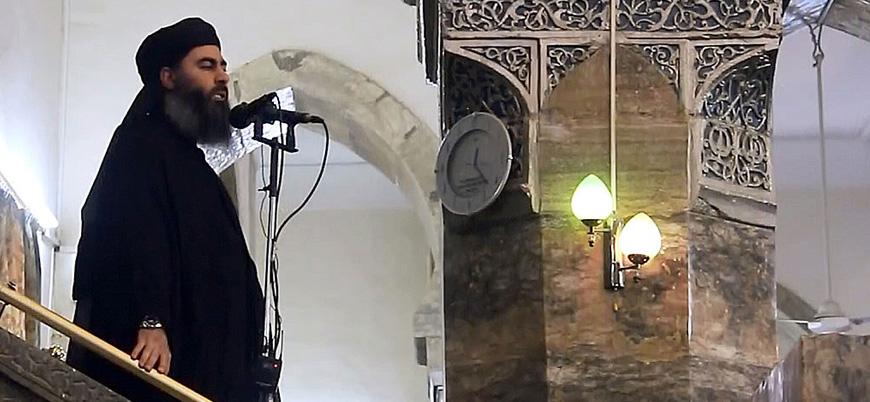 """""""Bağdadi'nin eşi 2018'de Hatay'da yakalandı"""""""