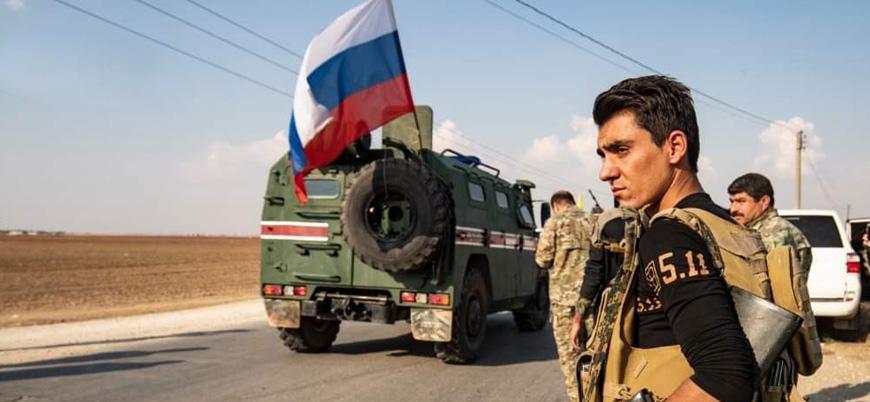 Rusya: YPG/PKK Fırat'ın doğusunda 30 kilometre geri çekildi