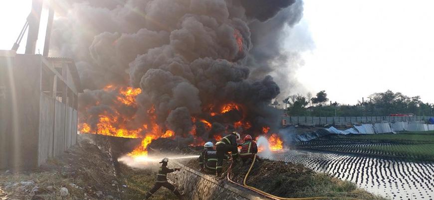 Çin'in 'verimi artırma denemesi' başarısız oldu: Petrol kuyusu patladı 8 kişi öldü