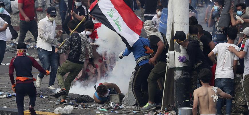 Irak yanıyor: En az 13 ölü 865 yaralı