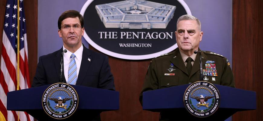 ABD: Bağdadi operasyonunda iki IŞİD mensubunu canlı ele geçirdik