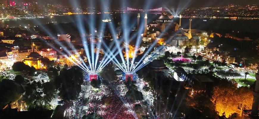 """29 Ekim kutlamaları: """"Sultanahmet Sultanahmet olalı böyle zulüm görmedi"""""""