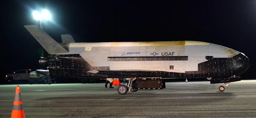 ABD'nin gizemli 'uzay aracı' gizli görevinden döndü