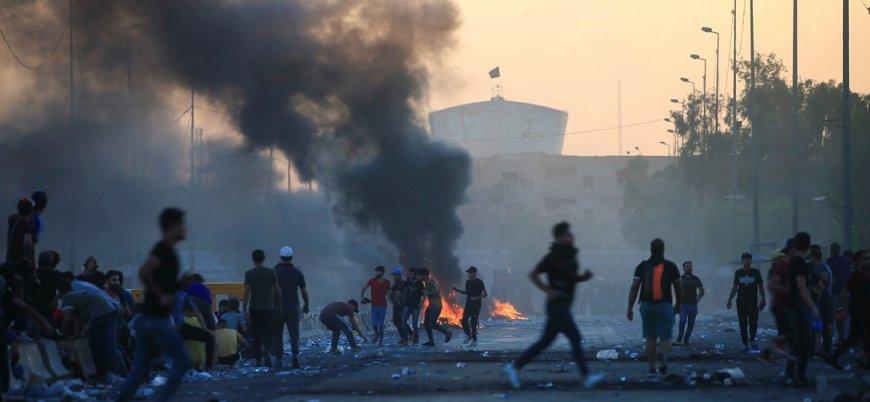 Irak'ta hükümet karşıtı gösterilerde bir ayda en az 250 kişi öldü