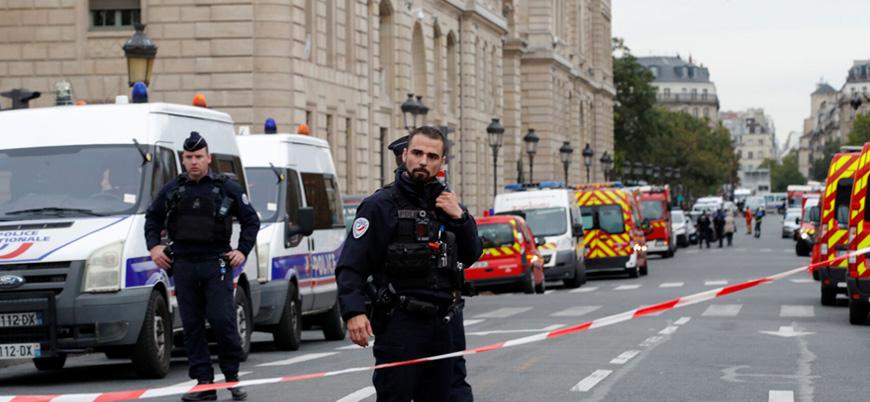 Fransa'da 'Allahu ekber' diye bağıran kişiye terör soruşturması
