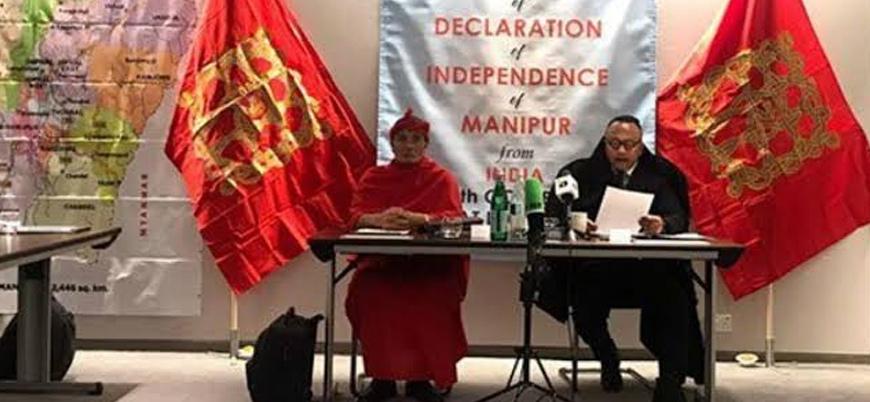Hindistan'da Manipur ayrılıkçıları sürgün hükümeti kurdu