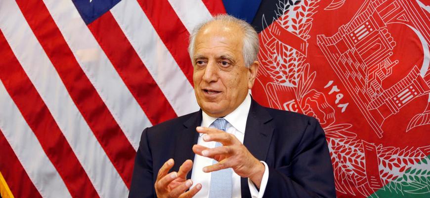 ABD'nin Afganistan Özel Temsilcisi Zalmay Halilzad Pakistan'da