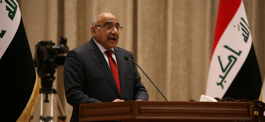 Irak'ta Başbakan Adil Abdulmehdi'nin istifası onaylandı