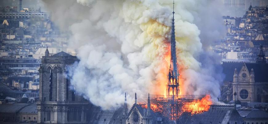 Fransa'da camiye silahla saldıran eski asker: Notre Dame Katedrali'nin intikamını aldım