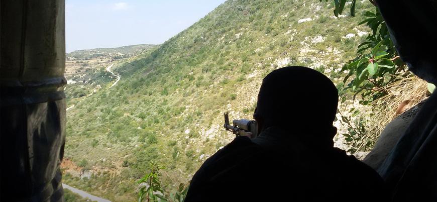 Lazkiye'de muhaliflerle Esed rejimi arasında şiddetli çatışma