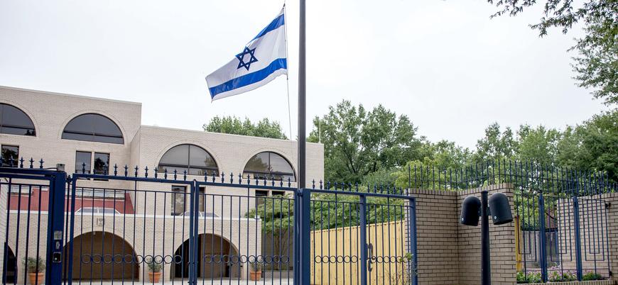 İsrail'in dünyadaki tüm büyükelçilikleri kapandı