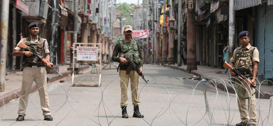 Hindistan'ın Keşmir'i bölme ve ilhak kararı uygulamaya giriyor