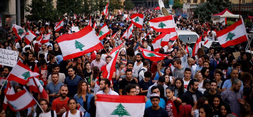 ABD Lübnan'da hızla yeni bir hükümet kurulmasını istiyor