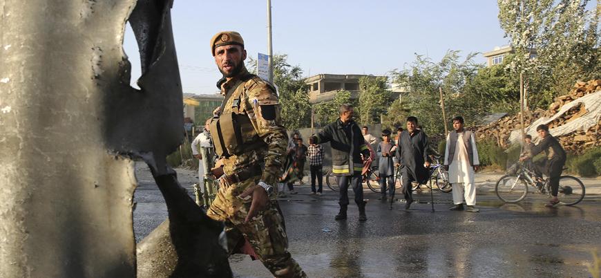 Kabil hükümeti: Taliban 1 aylık ateşkes ilan etsin