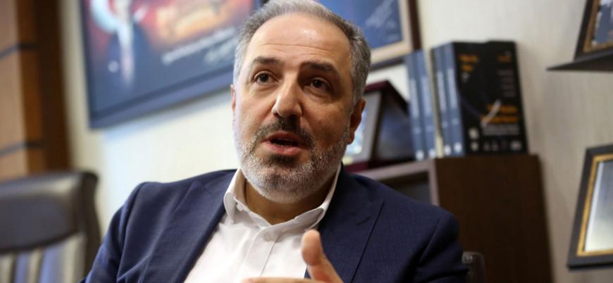 AK Parti MKYK üyesi Mustafa Yeneroğlu partisinden istifa etti