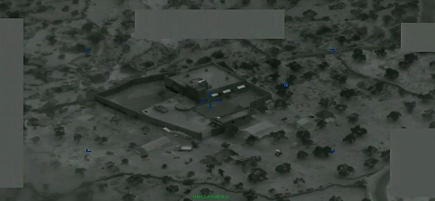 ABD Merkez Kuvvetler Komutanlığı Bağdadi operasyonunun görüntülerini yayınladı