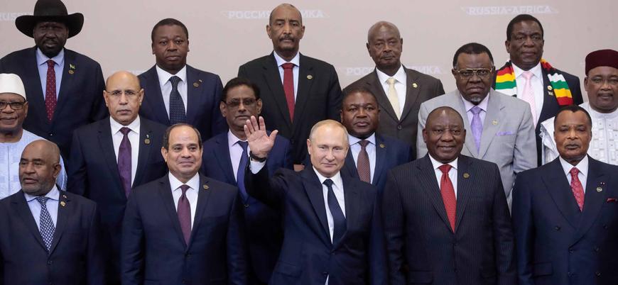 Rusya Afrika'daki varlığını güçlendirmek istiyor