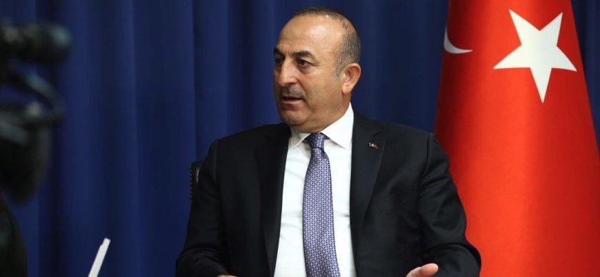 Çavuşoğlu'ndan 'Suudi Arabistan' çıkışı
