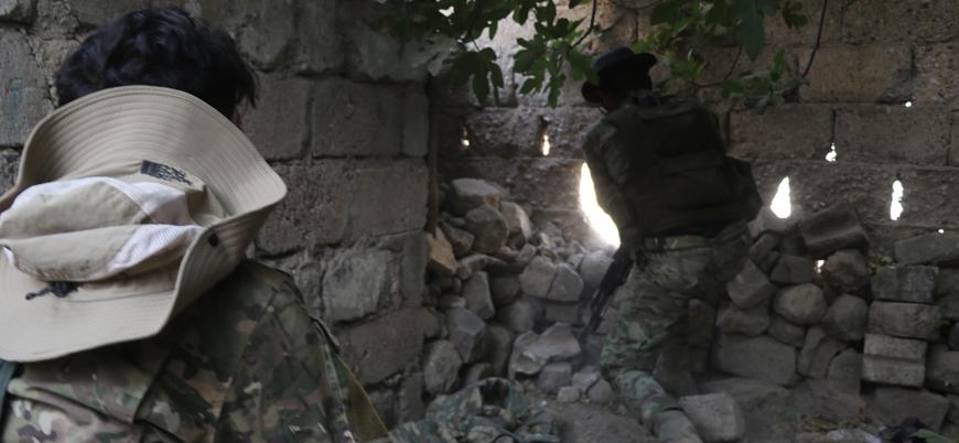 MSB: Esir alınan Esed rejimi askerleri Rusya aracılığıyla iade edildi