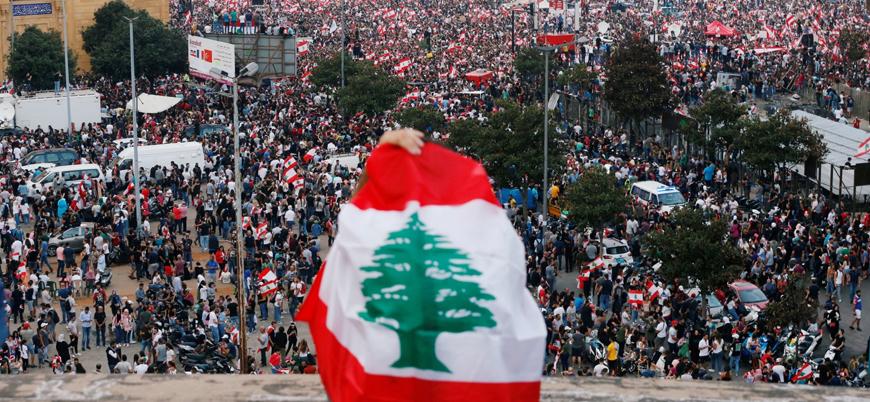 Lübnan'da cumhurbaşkanından yeni hükümet sözü