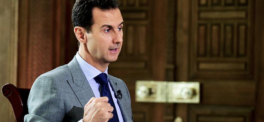 Suriye'de yüzbinlerce sivilin ölümünden sorumlu olan Beşar Esed: Devlet otoritesini sağlayacağız