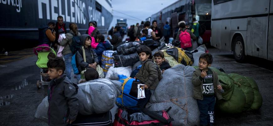 Yunanistan sığınmacıların Türkiye'ye gönderilme sürecini hızlandırıyor