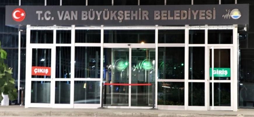 Van'da HDP'li Saray Belediyesi'ne kayyum atandı