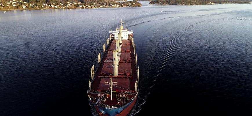 Rusya'da petrol gemisinde patlama